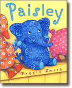 Paisley, a book written and illustrated by Maggie Smith