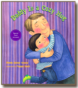 Daddy Is a Cozy Hug, a book illustrated by Maggie Smith