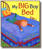 My Big Boy Bed, a book illustrated by Maggie Smith